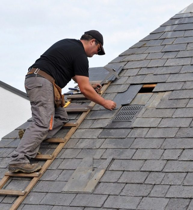 Replace Your Own Shingle Roof
